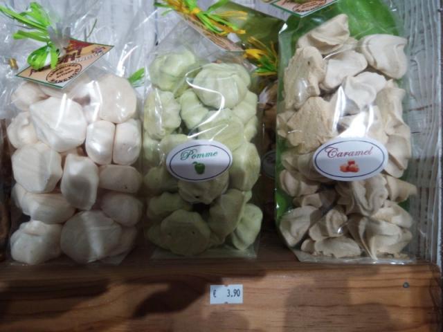 Gateaux, meuhringues