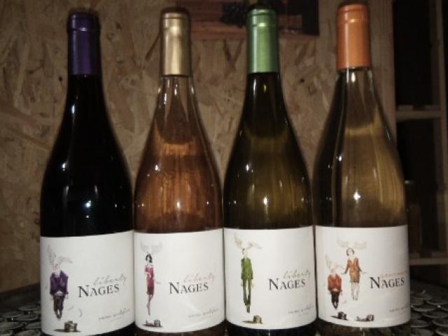 Nouvelle gamme de vins bio